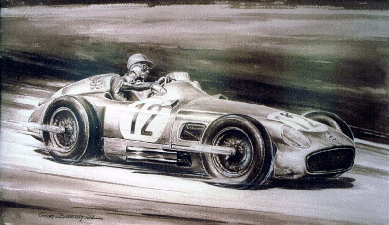 Stirling Moss W196