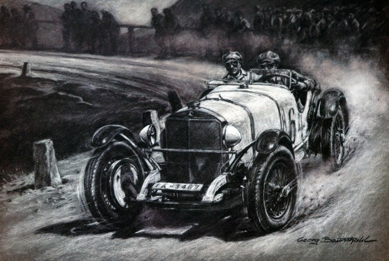 Mercedes-Benz SSK 1930